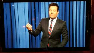 Butler Graduation fail on the Tonight Show with Jimmy Fallon jerkoff