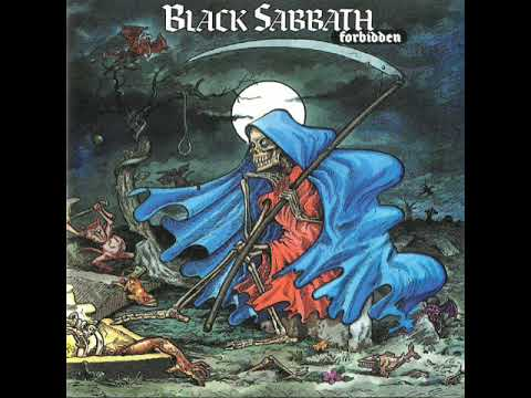 Black Sabbath - Forbidden (1995) FULL ALBUM