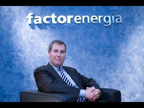 Factor Energía. Entrevista. Director general Emilio Rousaud Parés