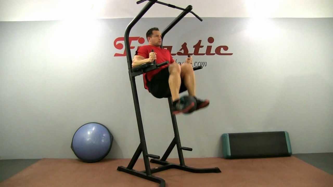 Hanging knee raises with medicine ball - Roman Chair Medicine Ball Knee Raise