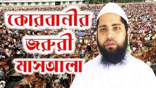 New bangla waz about Eid ul Azha  Mwalana mustafijur rahman hamidi #01743531661