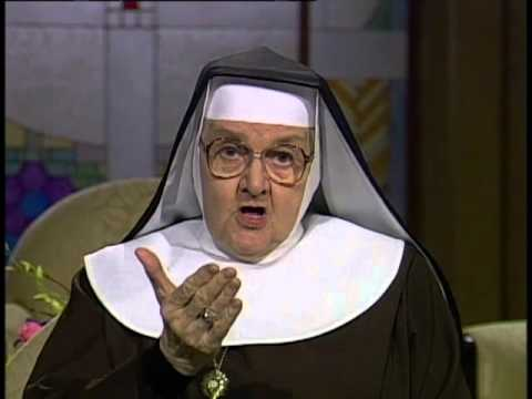 Mother Angelica Live Classics - Imperfection as an Opportunity - 1996-03-15