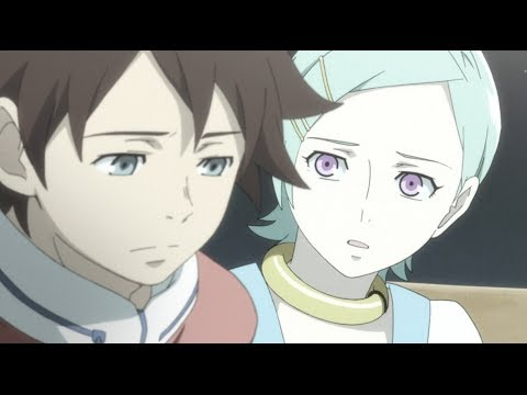 Eureka Seven Movie - Coming Soon to Blu-ray & DVD - Trailer