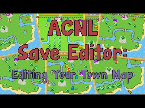 Acnl save editor how to edit your town map youtube acnl save editor how to edit your town map mischa crossing gumiabroncs Choice Image