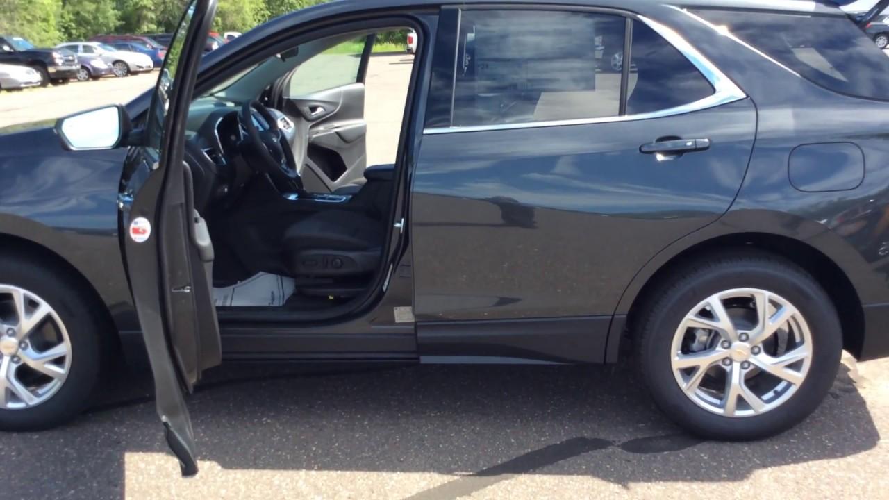 2018 Chevrolet Equinox Awd Lt W 2lt Nightfall Gray H18010