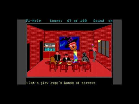 Lets Play Hugos House of Horrors [Full Game]