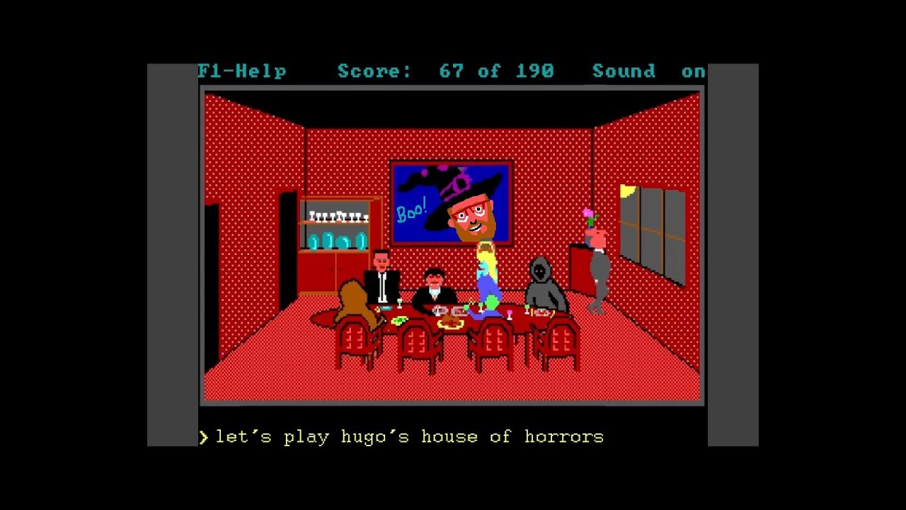 hugo house of horrors mac download