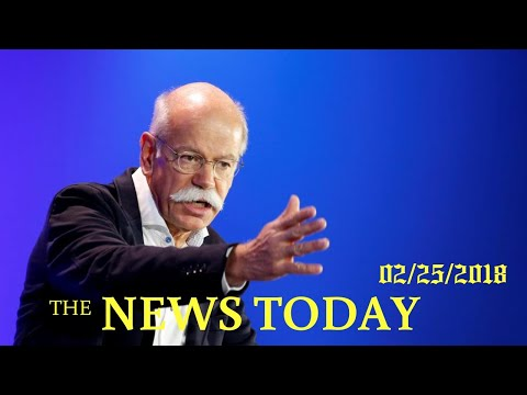 Daimler In $2 Billion China Investment With BAIC As Geely Swoops | News Today | 02/25/2018 | Do...