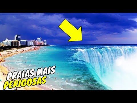 As 5 Praias Mais Perigosas E Assustadoras Do Planeta