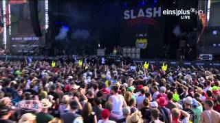 Slash Ft Myles Kennedy The Conspirators 01 You Re A Lie Live Rock Am Ring 2015 HD AC3