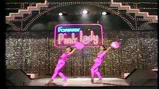 ピンクレデイーLIVE 1984 Strangers When We Kiss KISS IN THE
