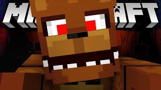 I found FREDDY FAZBEAR in MINECRAFT!! | *SCARY*