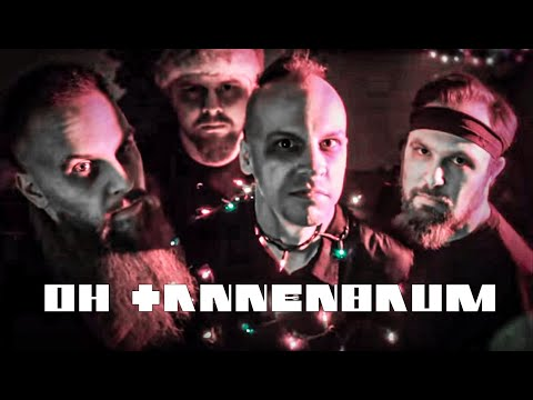 """""""Oh Tannenbaum"""" by Psychostick [in the style of Rammstein] Christmas Song"""