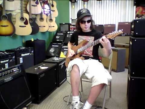 'Rasmus' By Suhr Guitars in Z Music Store, Palm Coast, Florida