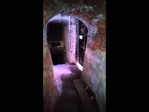 Diepe bunker hoek van holland