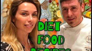 Здоровое питание: РЕЦЕПТЫ от ШЕФ повара Chenot Palace в Габале