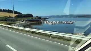 SommerNorge rundt fra Stiklestad til Trondheim og Røros