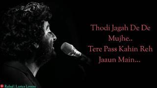 thodi-jagah-song-lyrics-arijit-singh-tanishk-siddharth-tara-ritesh-marjaavaan