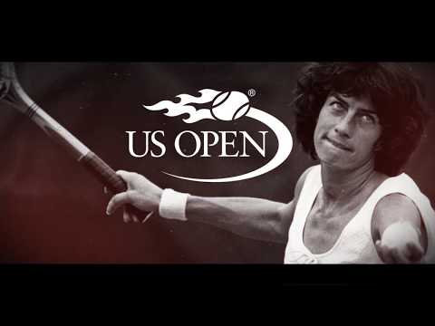 50 In 50: Virginia Wade, US Open Tennis Champion