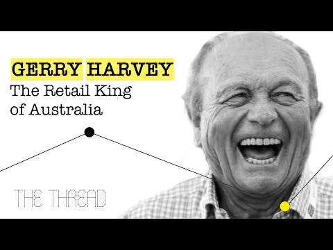 Ep. 2 - Gerry Harvey: The Retail King of Australia