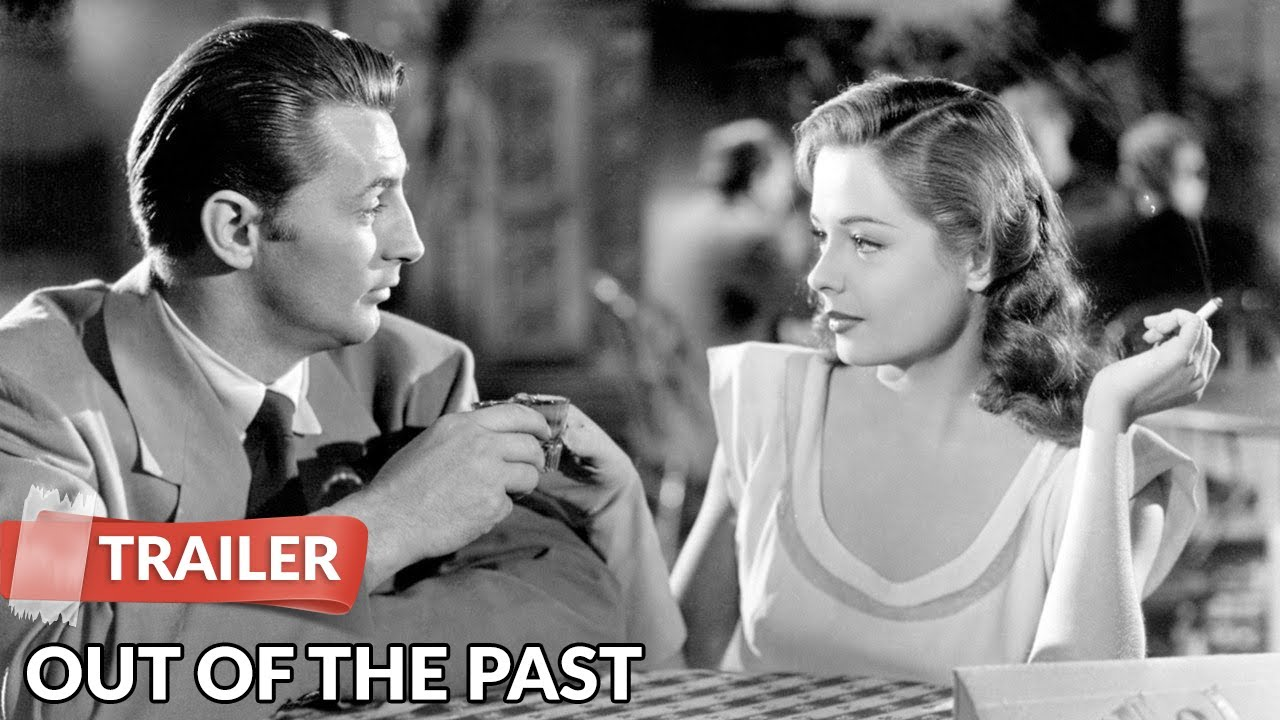 Out of the Past 1947 Trailer | Robert Mitchum