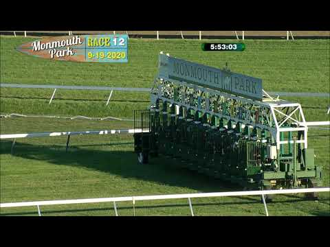 video thumbnail for MONMOUTH PARK 09-19-20 RACE 12