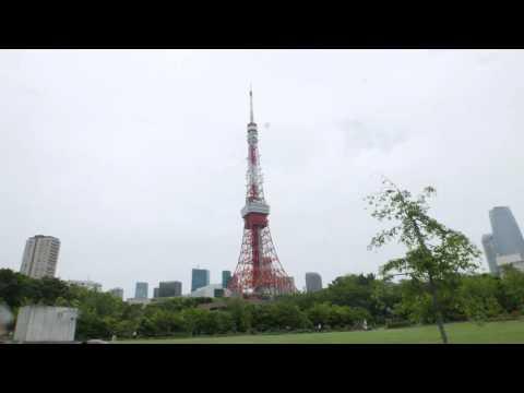 shiba park minato-city tokyo jp friday afternoon may 2016
