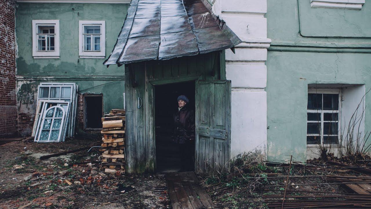 Как РПЦ выселяет целый поселок быдлорабов