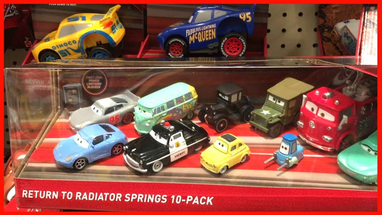 Cars 3 Toys Hunting At 6 Stores In One Day Search For Deluxe