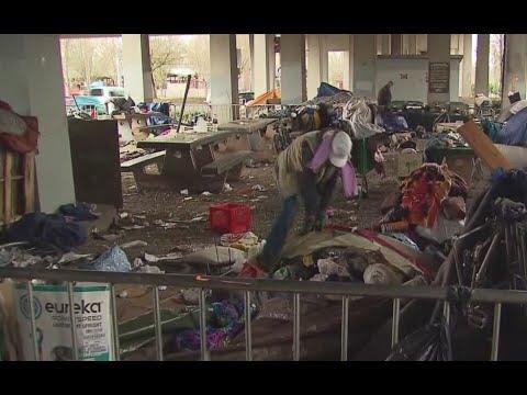 VIDEO: Oregon Homeless Camp 'badder Than You Imagine'