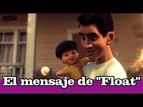 El  oscuro mensaje de Float corto pixar Teoria