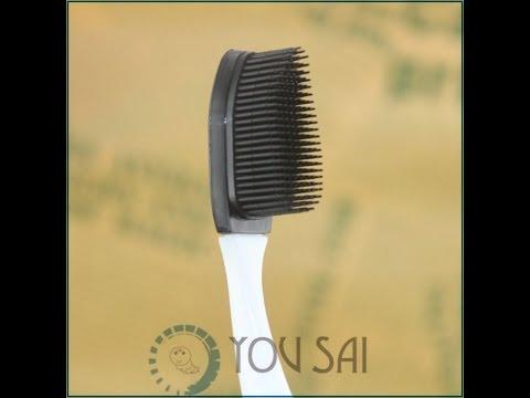Набор зубных щеток Nano AZDENT PTA625 с угольным напылением .