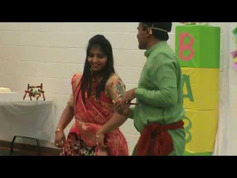 Gujarati Babyshower: Lili Lemdi Dance