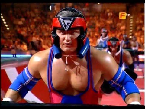 International Gladiators (четвертьфинал) - Владимир Турчинский. Часть 2