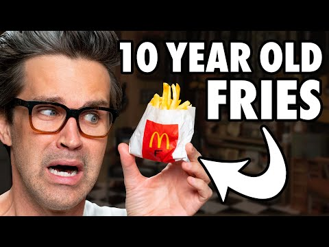 Can You Guess How Old These Fries Are? (Game)