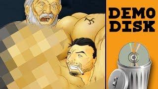 ERECTILE DESTRUCTION - Demo Disk Gameplay