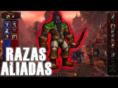 Orcos Mag'har y Enanos Hierro Negro EN EL JUEGO!!! | Raciales, Customización y MÁS! | Alfa