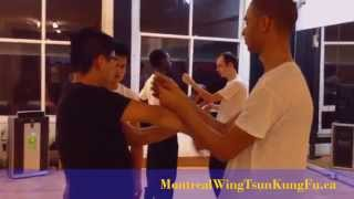 Montreal Wing Tsun Kung Fu - Traditional Training