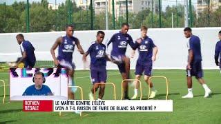OL : Jérôme Rothen parle de la rumeur Laurent Blanc