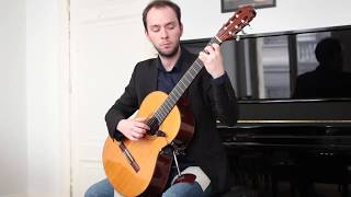 "Brussels International Guitar Competition "" Ilse & Nicolas ALFONSO "" 2018 - Corentin SCHLEGEL"