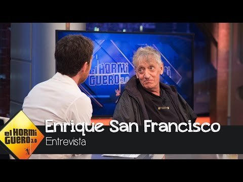 ¿Cuál es el secreto para ligar de Enrique San Francisco? - El Hormiguero 3.0 streaming vf