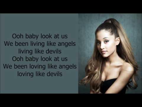 Ariana Grande ~ Why Try ~ Lyrics