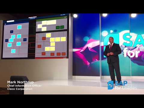 SAP for Utilities '17: Mark Northrup of Cleco talks business transformations with S/4 HANA
