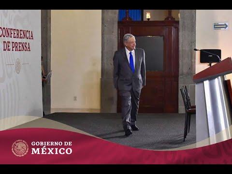 #ConferenciaPresidente | Jueves 9 de mayo de 2019