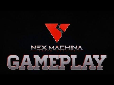 Nex Machina | PC Indie Gameplay Part 2