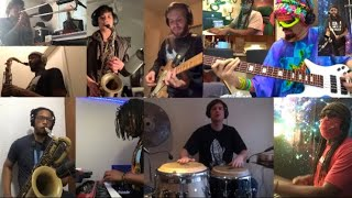 """""""RoNAFuNk Volume 1"""" : MonoNeon with Ghost-Note"""