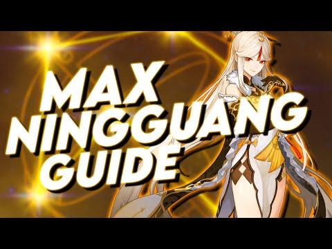 Genshin Impact Ningguang Build Guide | Best Artifacts & Best Weapons | Genshin Impact