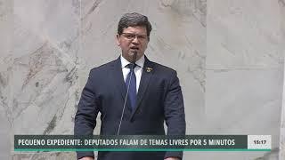 Major Mecca, Deputado Estadual - PSL - 21/10/2019