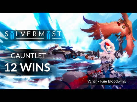 Duelyst Gauntlet Full Draft To 12 Wins With Faie Bloodwing