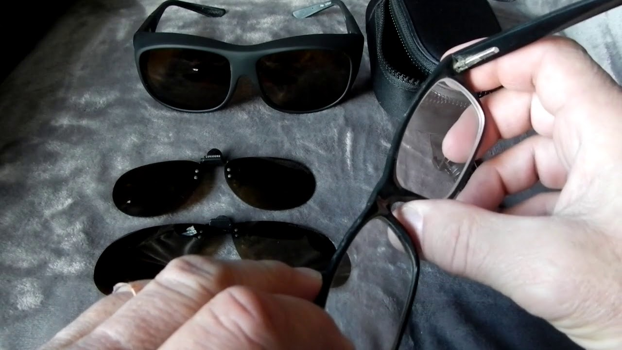 9052a95a6e41 Cocoon Sunglasses 1 year Review - YouTube